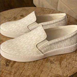 Micheal Kors slip on sneakers
